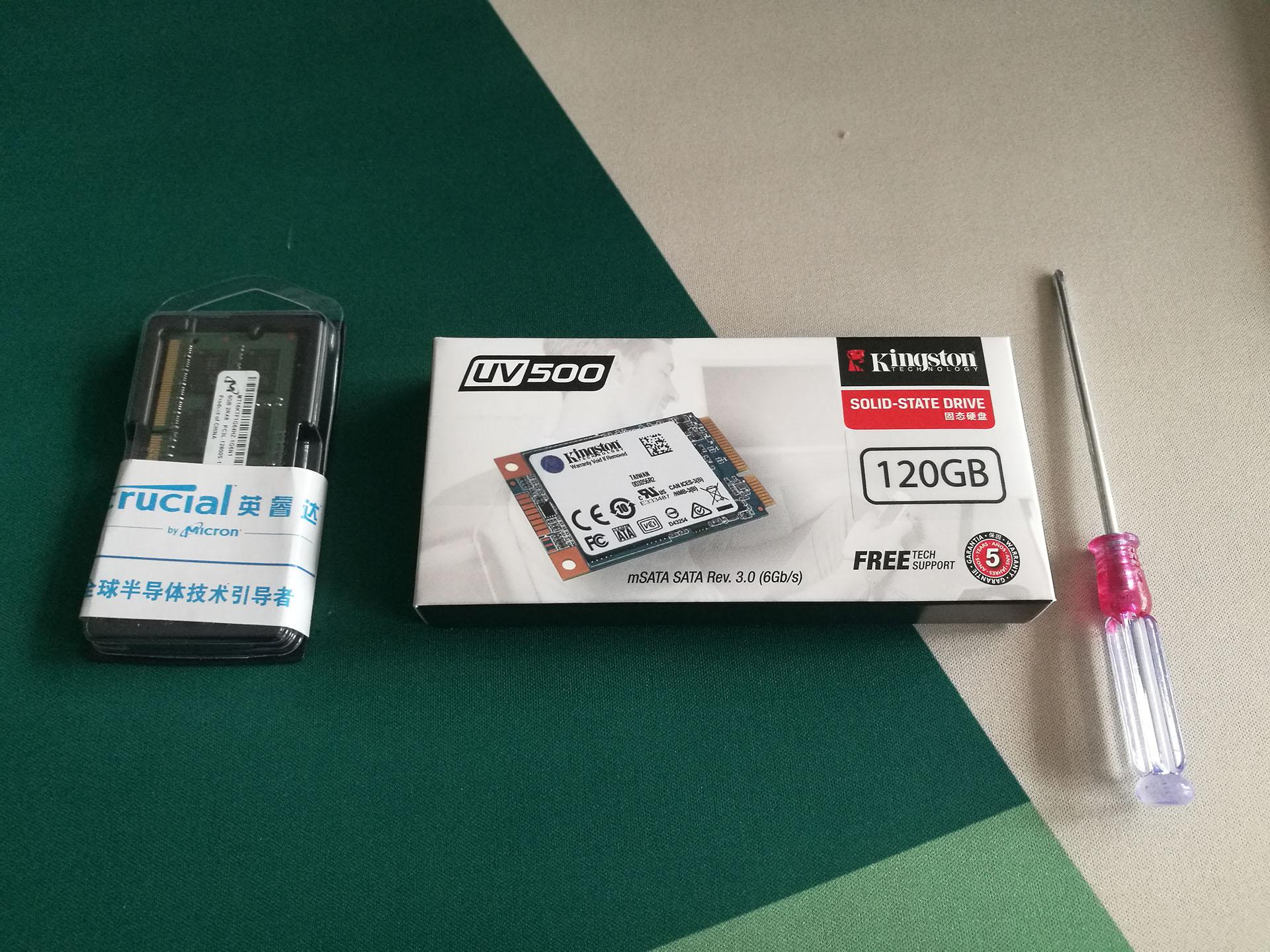 SSD&Memory