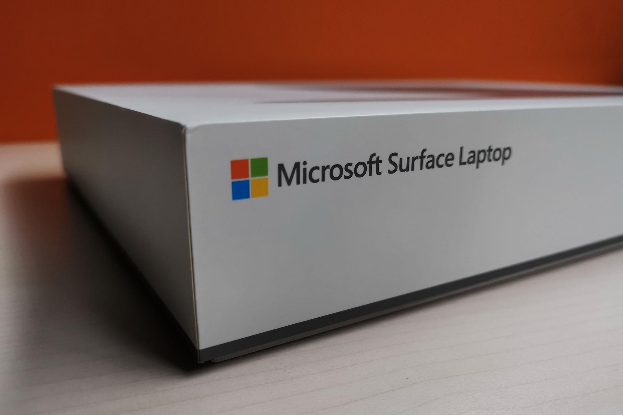 我是如何成为了一个软粉 - Microsoft Surface Laptop 3 (13.5 inch)