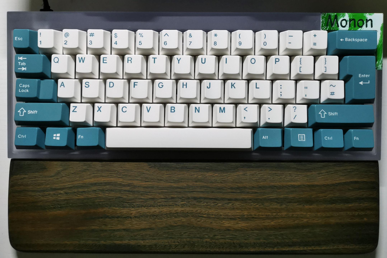 键盘客制化 | Monon R2 装配