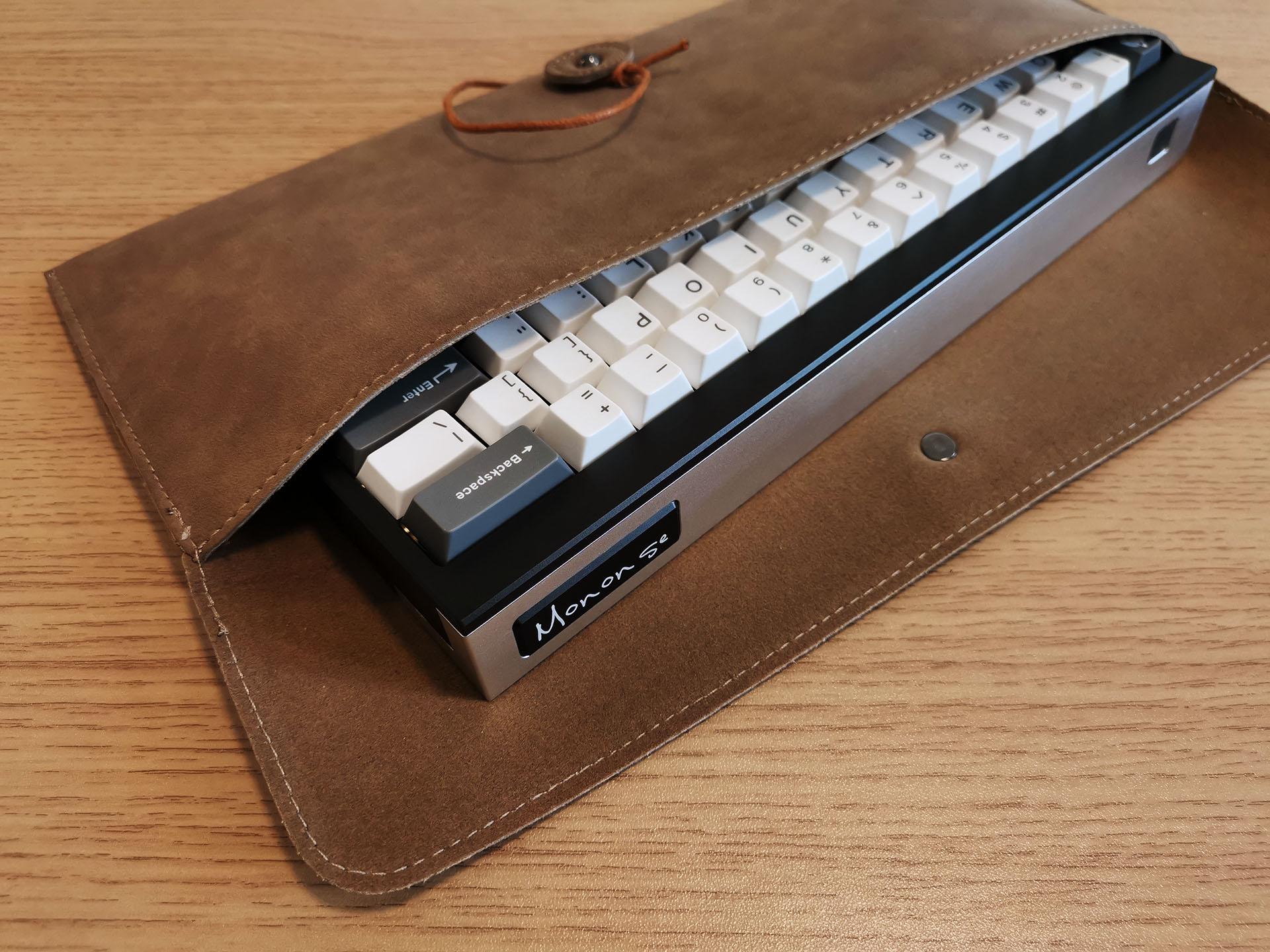 这会是我的最后一把键盘吗 | Monon SE